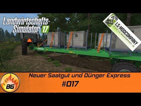 LS17 - Stappenbach #017 | Neuer Saatgut und Dünger Express | Let's Play [HD]