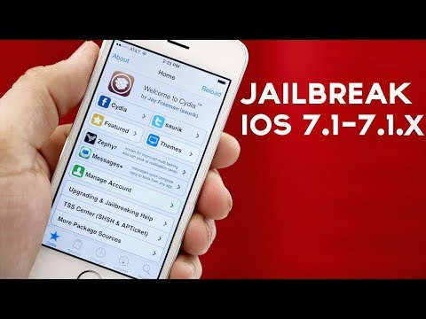 How To Jailbreak iOS 7.1 - 7.1.x Untethered With Pangu