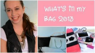 What's in my Bag?! 2013 Thumbnail