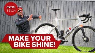 추가 마일 이동 | 자전거를 새 것처럼 보이게하는 자전거 디테일링 팁