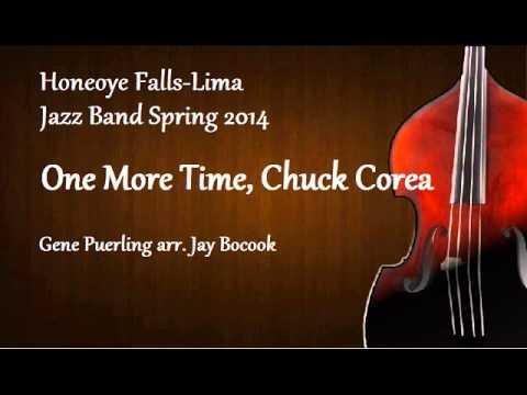 One More Time, Chuck Corea - HFL Jazz Ensemble Spring 2014