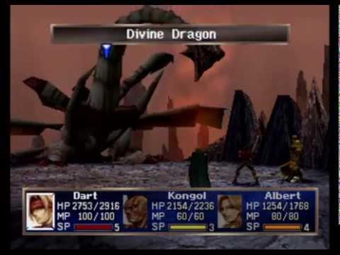 Let's Watch Red Play Legend of Dragoon Part 105