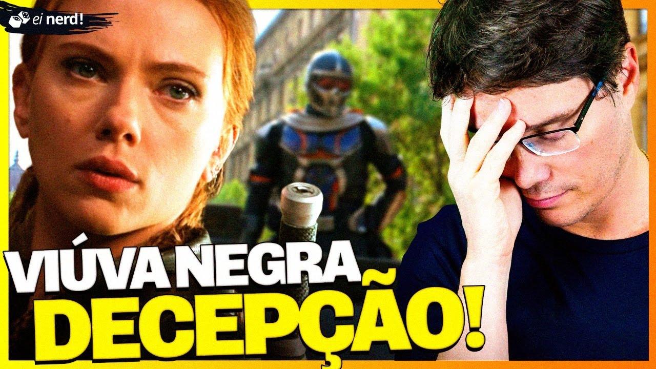 O FILME DA VIÚVA NEGRA FOI DESRESPEITOSO! [ANÁLISE COM SPOILERS]