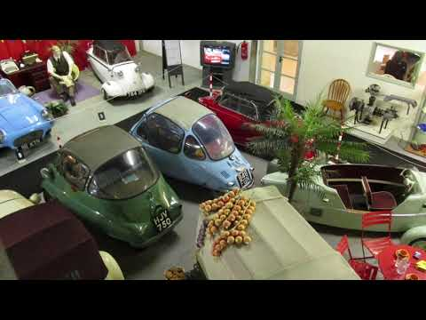 THE BUBBLE CAR MUSEUM Nr BOSTON LINCOLNSHIRE U.K.