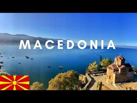 WHY YOU SHOULD VISIT MACEDONIA // OHRID // SKOPJE