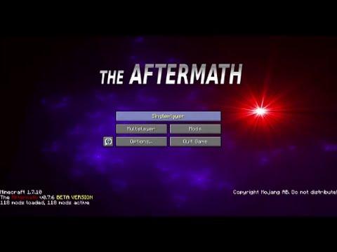 Minecraft - The Aftermath - Episode 10 - Fresh green Grass