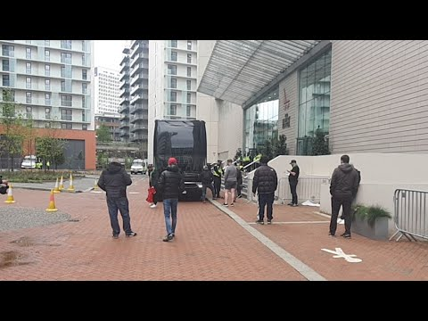 Live: Lowry Hotel In Manchester