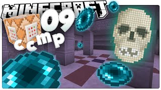 Minecraft 1.9 | THE TEMPLE TRAP! | Custom Command Mod Pack #9