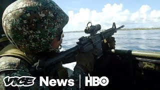 We Follow A New Force Hunting For Terrorists In The Philippines (HBO)