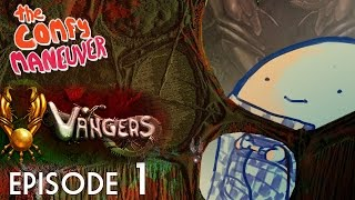 This Really Exists (and Makes Sense) - Vangers #1 Let's Play