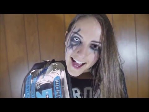 Resistance Pro Wrestling: Crazy Mary Dobson Asylum promo