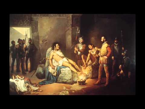 28th February 1525: Execution of Cuauhtémoc, the last Aztec Emperor
