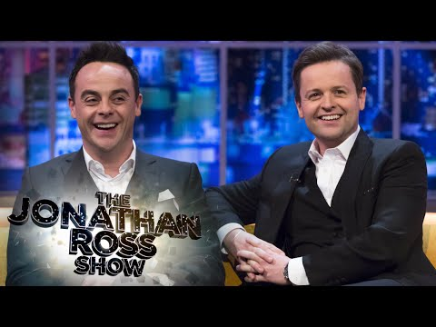 Who Will Be Dec's Best Man? - The Jonathan Ross Show