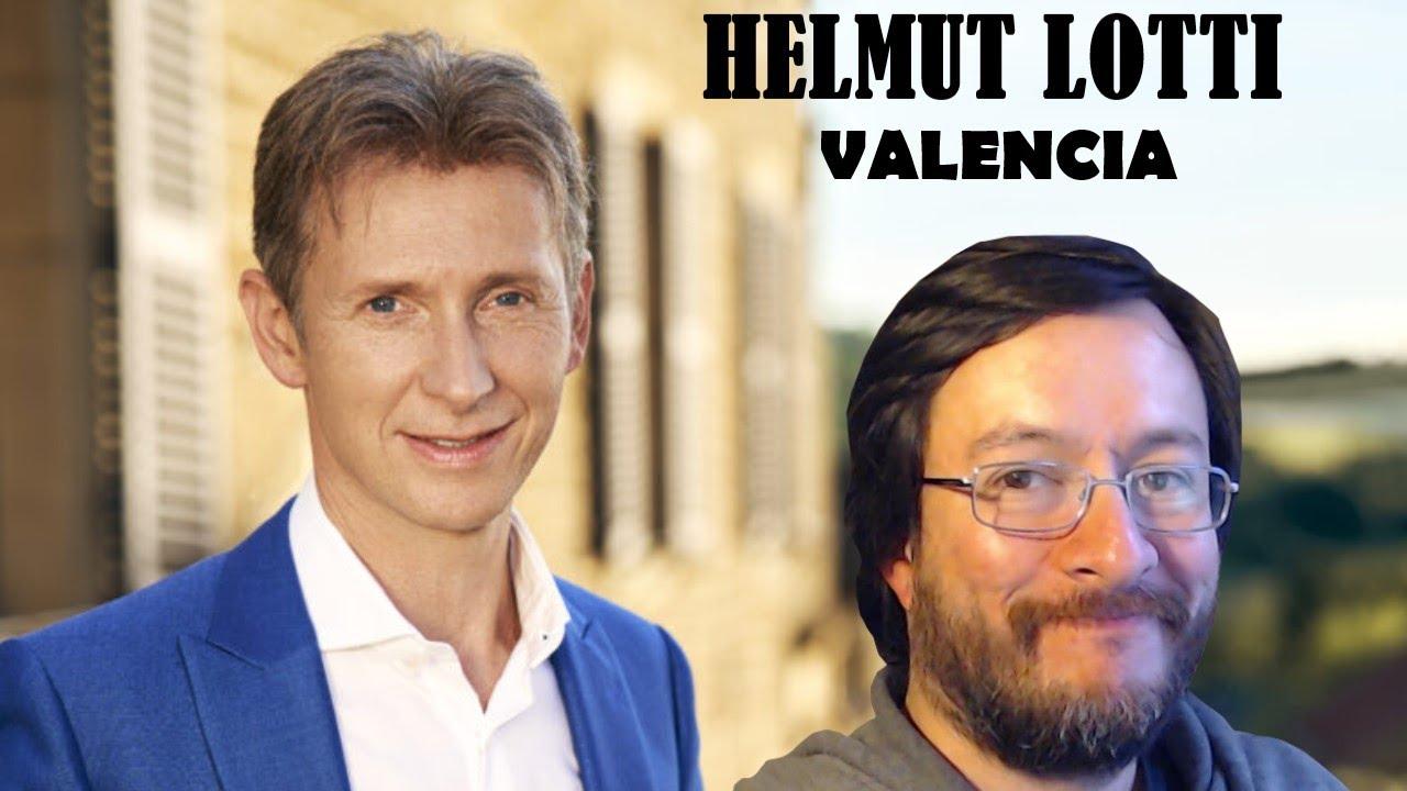 Helmut Lotti   Valencia (en vivo)   REACCIÓN (reaction)