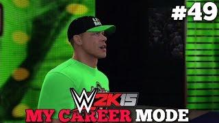 """JOHN CENA vs MR. 9 TO 5"" | WWE 2K15 My Career Ep #49 | WWE 2K15 ""MyCareer"" PS4 / NEXT GEN PART 49"