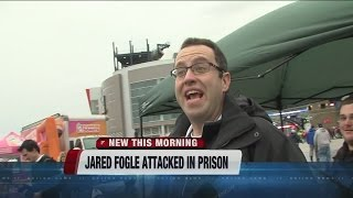 NOW TRENDING: Jared Fogle beat up in prison