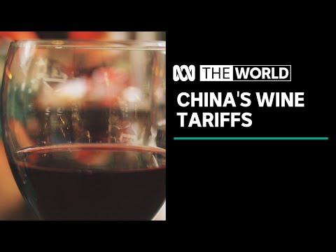 "How China's wine tariffs are ""standard procedure"" | The World"