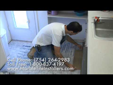 How To Install Porcelain With Sound Proof Underneath It YouTube - Ceramic tile soundproof underlayment
