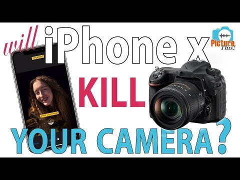 Will the iPhone X KILL Cameras?: Picture This! Podcast ep. 31