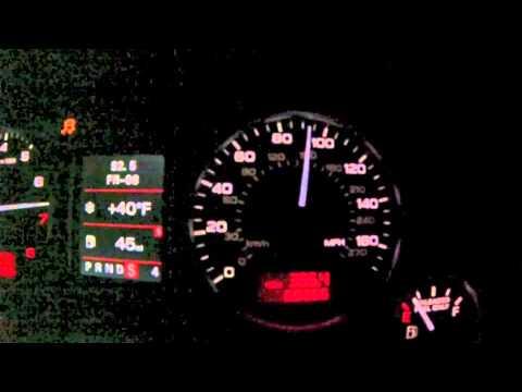 2006 Audi S4 B7 Acceleration 0-60 0-100