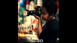 Moment of life short hindi movie in 3D by  Fxframe entertainment