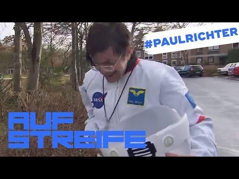 Auf der Suche nach der Rakete: Wer ist der böse Mann? | #PaulRichterTag | Auf Streife | SAT.1 TV