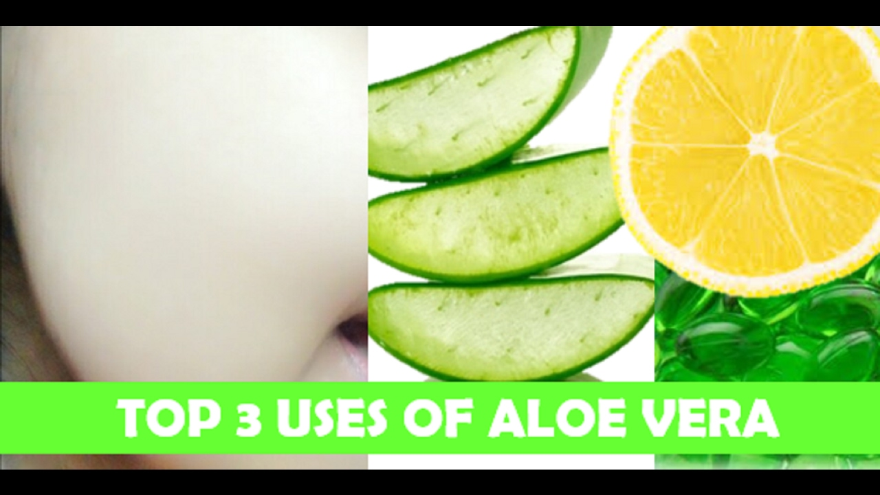 Aloe Vera Gel for Face - Beauty Tips using Aloe Vera Gel