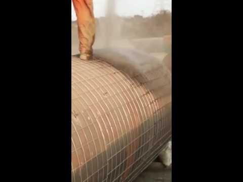 Shotcrete and Guniting done by Shree Jay Hanuman Contractors