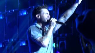 MAROON 5 -  Love Somebody, Nikon at Jones Beach Theater, Jones Beach, NY 8/11/13