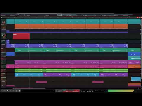 Waveform - Edit Overview and UI Layouts