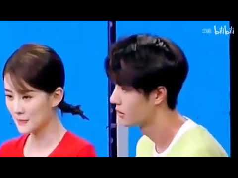 Xiao Zhan Jealous Moment (happy Camp)