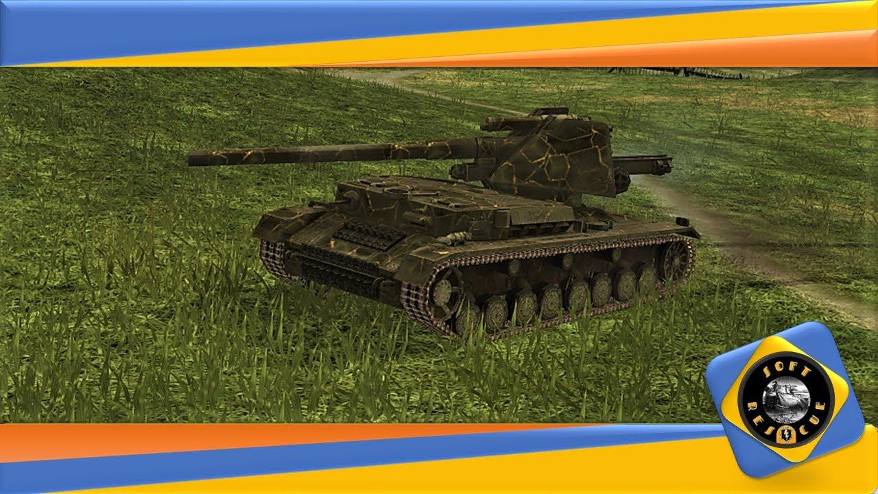 WT auf.Pz IV ● World of Tanks Blitz