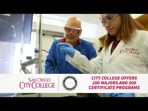 City College Summer - Science