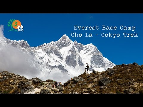 Nepal Eco Adventure | Everest Base Camp - Cho La - Gokyo Tre