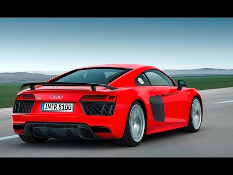 Audi R8 Production in Germany