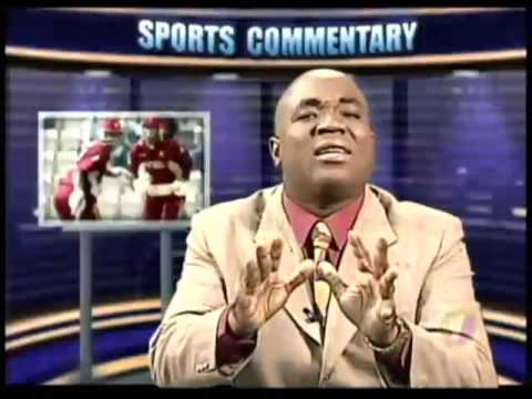 Sports Commentary TVJ 2009 07 27