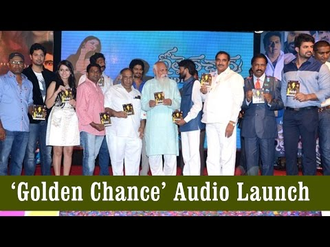 'Golden Chance' Audio Launch