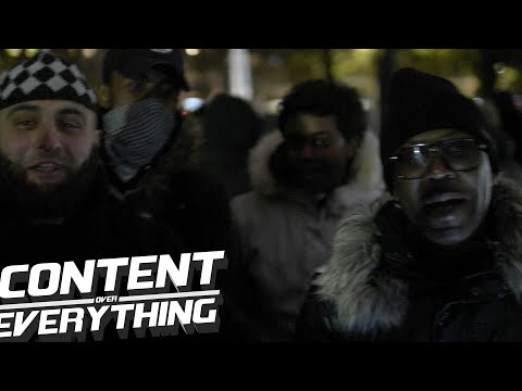 Various Arguments Part 2 | Gary And Abdul Have A Cussing Match | Speakers Corner