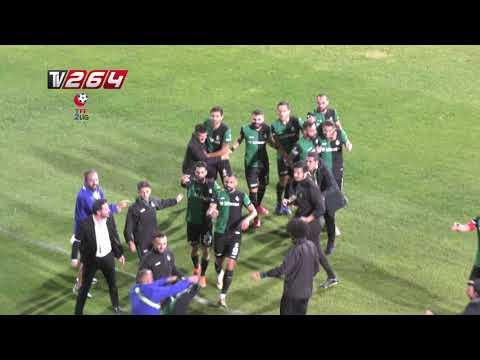 Ankaraspor:1 Sakaryaspor:1 | Maç Özeti | TFF 2.Lig Kırmızı Grup | 7. HAFTA