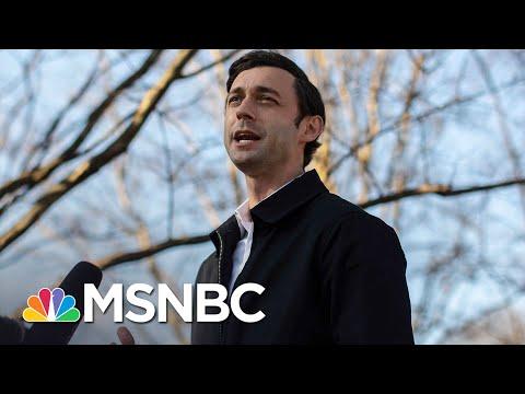 Jon Ossoff Will Win Georgia Runoff, NBC News Projects, Dems To Control Senate | MSNBC