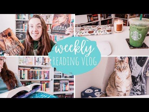 self-isolation-book-hauls-+-organization-|-weekly-vlog