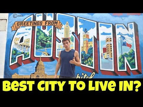 Six Reasons Why I Love Austin, Texas