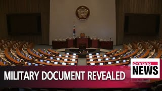 Military Document Revealed That Entails Detailed Steps For Possible Martial Law Invocation