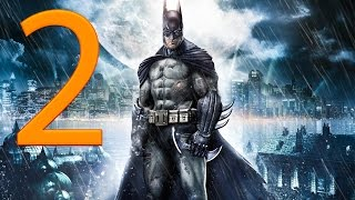 Batman Arkham Asylum Walkthrough Part 2 [1080p HD] - No Commentary