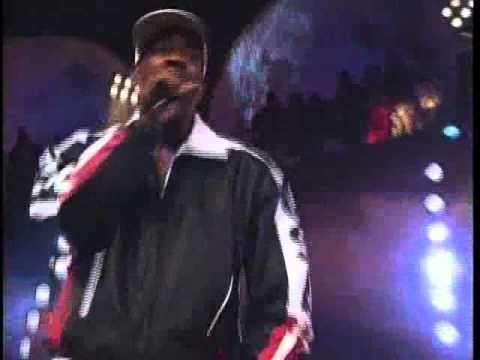 Kurtis Blow - The Breaks - Live 1997