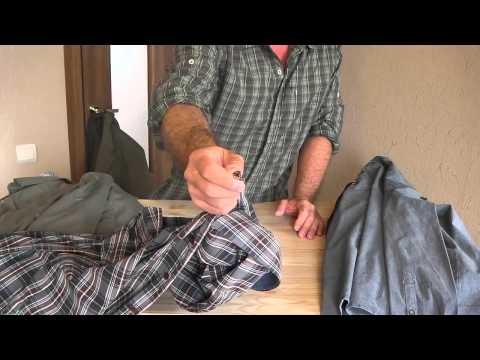 Как покупать мужские рубашки