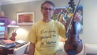 James (Jim) Wallenberg  - Violin