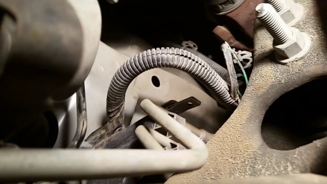 small resolution of cadillac escalade 2007 fuel evap solenoid fix