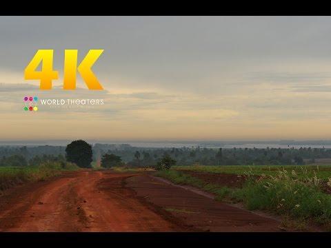"#072 ""Yguazú ,Paraguay"" in 4K (イグアス居住区/パラグアイ)世界一周29カ国目"