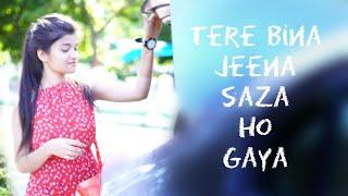 Tere Bina Jeena Saza Ho Gaya ! Latest punjabi love video song 2019 ! Cute Love Story